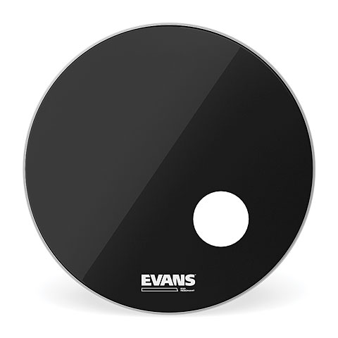 Evans EQ-3 Resonant Black BD22RB