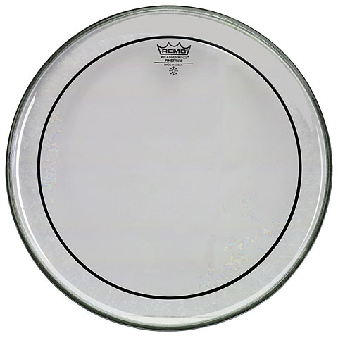 Remo Pinstripe Clear PS-0313-00