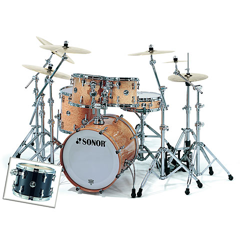 Sonor Delite DL Stage 2 Brilliant Black