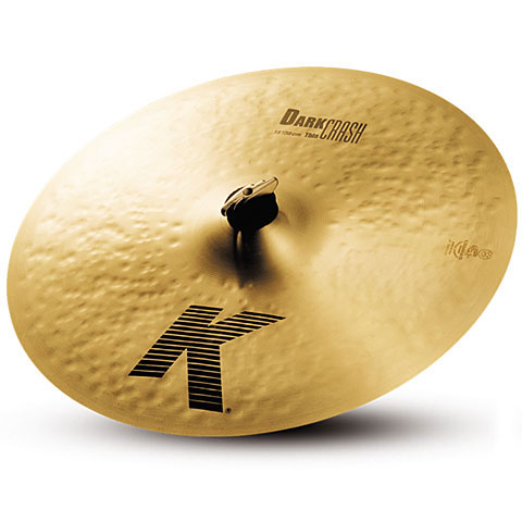 Zildjian K 15  Dark Thin Crash