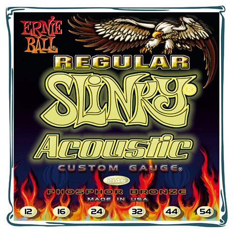 Ernie Ball Acoustic EB2146 012-054