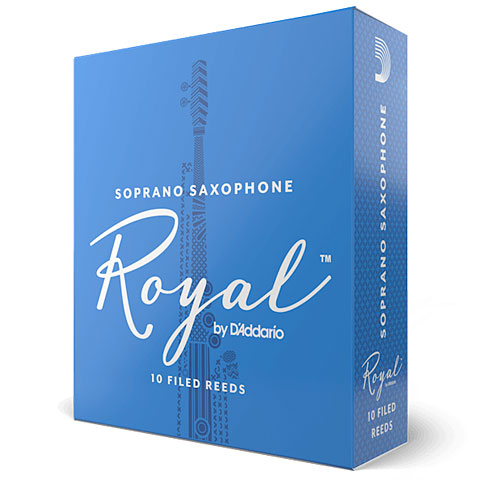Rico Royal Sopransax 2,0