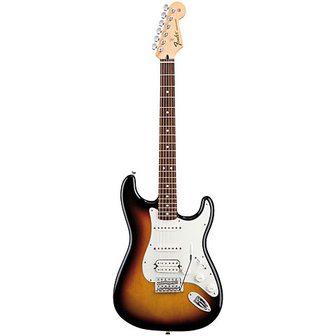 Fender Fat Stratocaster HSS RW BS