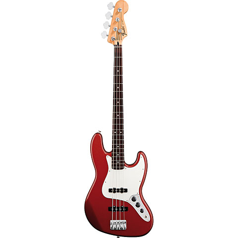 Fender Standard Jazzbass RW Candy Apple Red