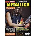 DVD Roadrock Lick Library Learn to Play Metallica Vol.2, DVDs