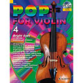 Schott Pop for Violin Bd.4 « Play-Along