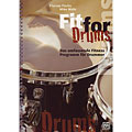 Lehrbuch Alfred KDM Fit For Drums