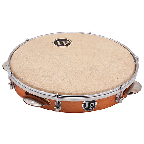 Latin Percussion LP3010N Brazilian Wood Pandeiro