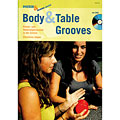 Lehrbuch Schott Body & Table Grooves, Drums und Percussion