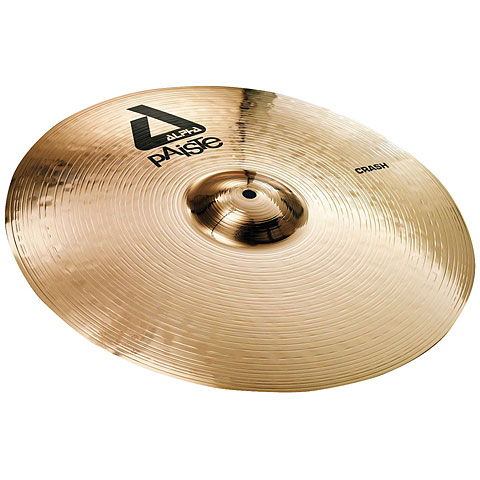 Paiste Alpha Brilliant 16  Rock