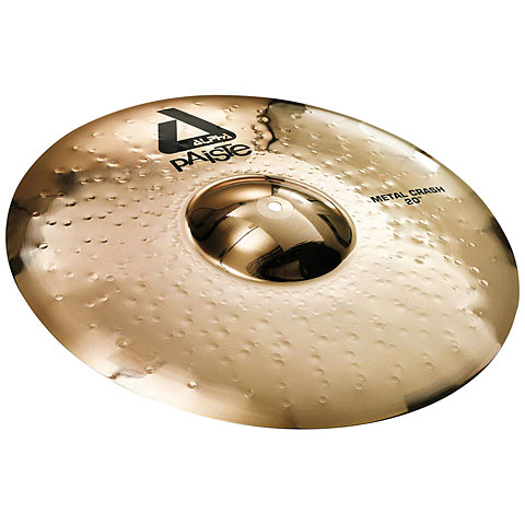 Paiste Alpha Brilliant 20  Metal Crash