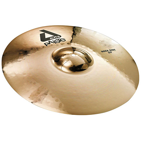Paiste Alpha Brilliant 20  Rock Ride