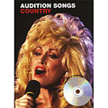Notenbuch Music Sales Audition Songs Country