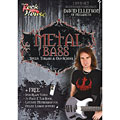 DVD Music Sales The Rock House Method Metal Bass Speed Trash & Old School