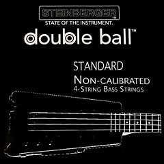 Steinberger Double Ball 4-String Standard