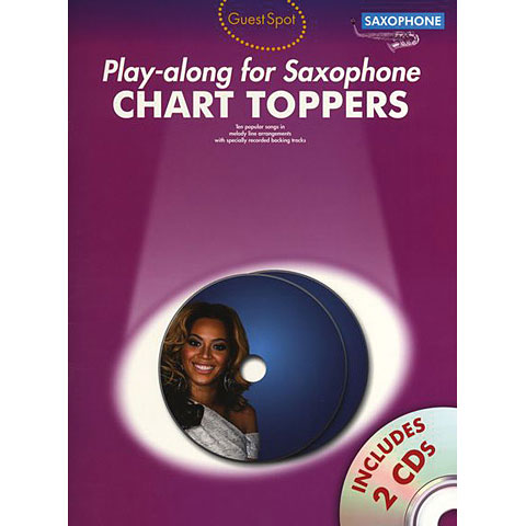 Music Sales Guest Spot Chart Toppers