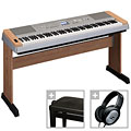 Keyboard Yamaha DGX-640 Bundle, Tasteninstrumente