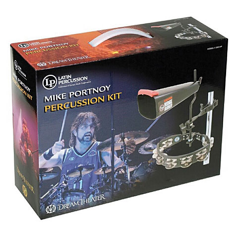 Latin Percussion 008-MP Mike Portnoy Percussion Kit