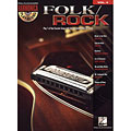 Hal Leonard Harmonica Play-Along Vol.4 - Folk Rock « Play-Along
