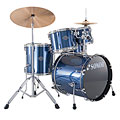 Sonor Smart Force Xtend SFX 11 Combo Brushed Blue « Schlagzeug