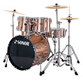 Sonor Smart Force Xtend SFX 11 Stage 1 Brushed Copper « Schlagzeug