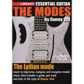 DVD Roadrock Lick Library The Modes The Lydian Mode (Steve Vai)