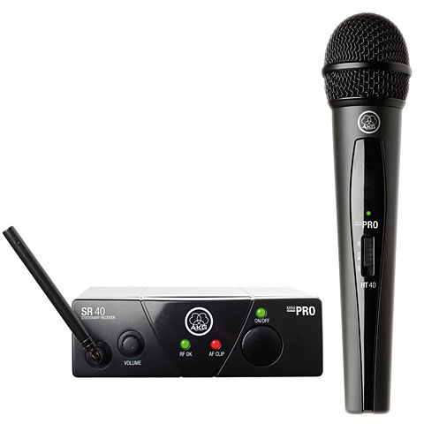 AKG WMS 40 Mini-Vocal-ISM3