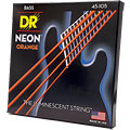 DR Neon Orange Medium « Saiten E-Bass