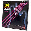 Saiten E-Bass DR Neon Pink Medium