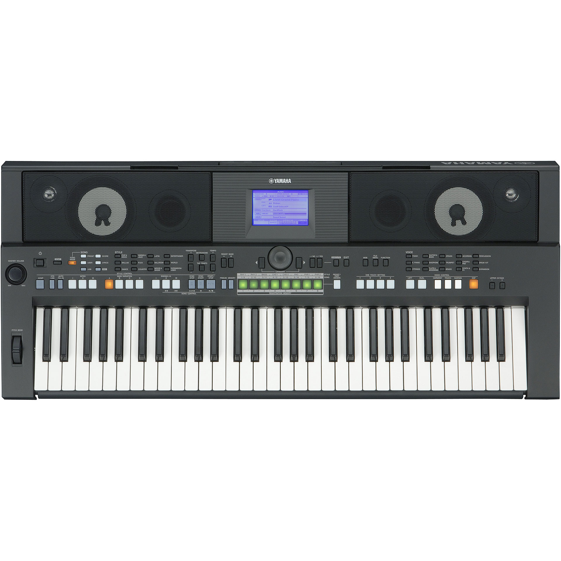 Watt Keyboard Yamaha