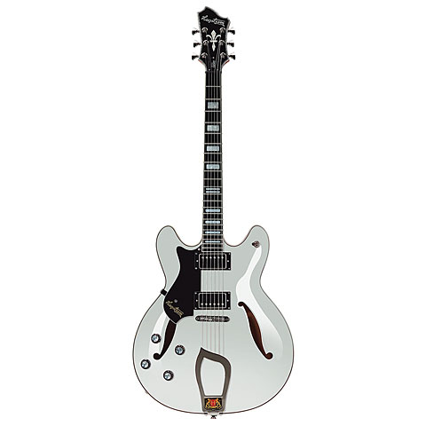 Hagstrom Viking Deluxe White Gloss
