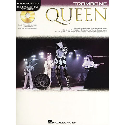 Hal Leonard Queen for Trombone