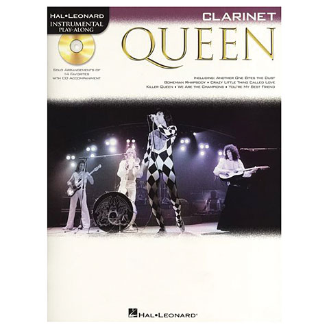 Hal Leonard Queen for Clarinet