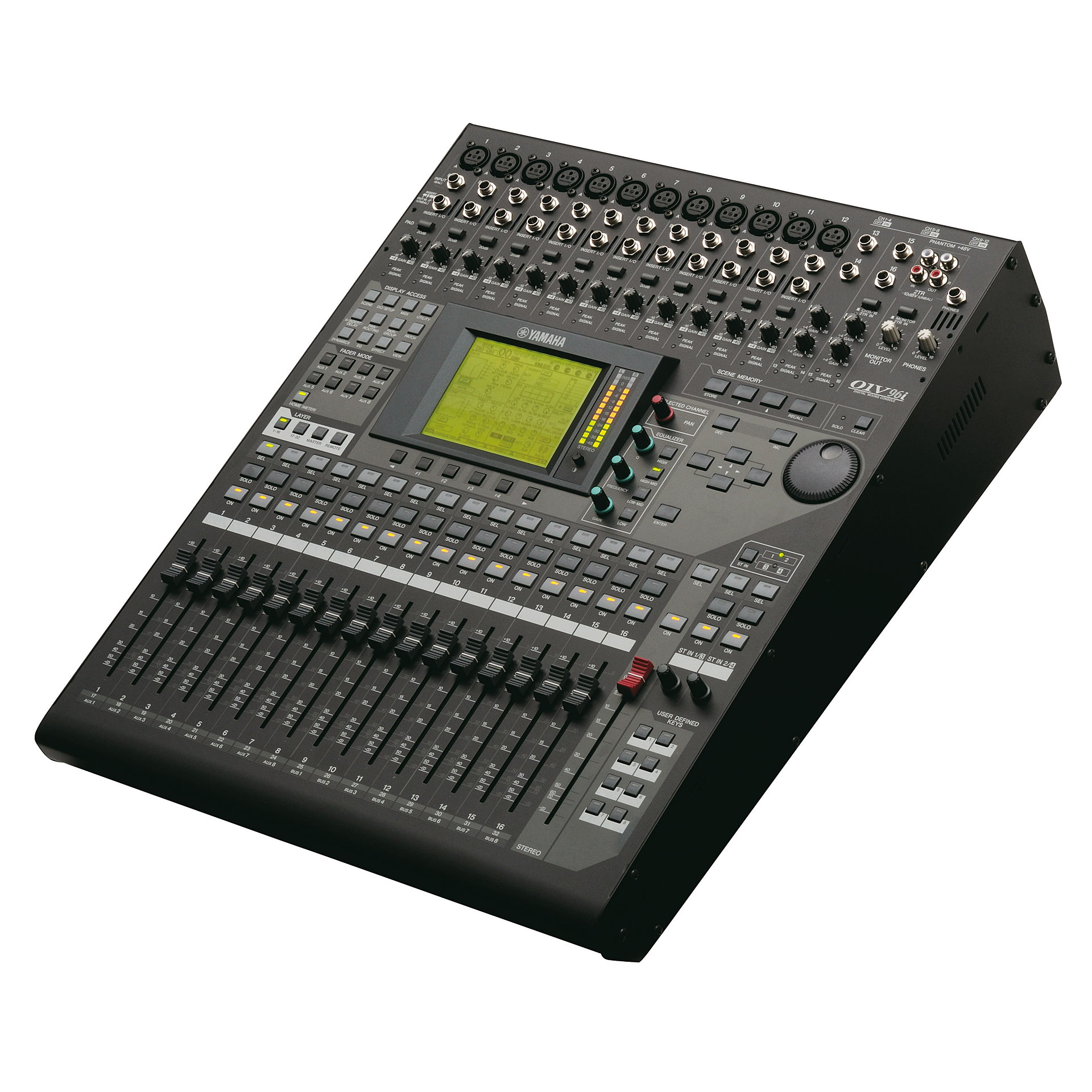 yamaha 01v96i digital mixing console mischpult digital