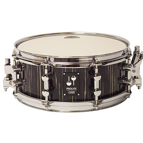 Sonor ProLite PL 1205 SDW Ebony White Stripes