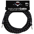 Instrumentenkabel Fender Black Tweed 7,5m