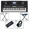Keyboard Yamaha PSR-S650 Bundle IV