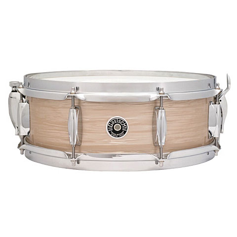 Gretsch USA Brooklyn 14  x 5,5  Cream Oyster Snare