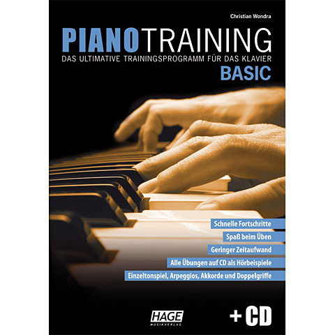 Hage Piano Training Basic