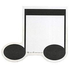 Elkin Music Sticky Pad Pair Of Quavers 171 Geschenkartikel