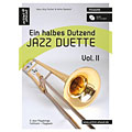 Play-Along Artist Ahead Ein halbes Dutzend Jazz Duette Vol.2