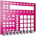 MIDI-Controller Native Instruments Maschine Custom Kit Pink Champagne