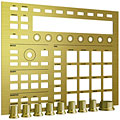 MIDI-Controller Native Instruments Maschine Custom Kit Solid Gold