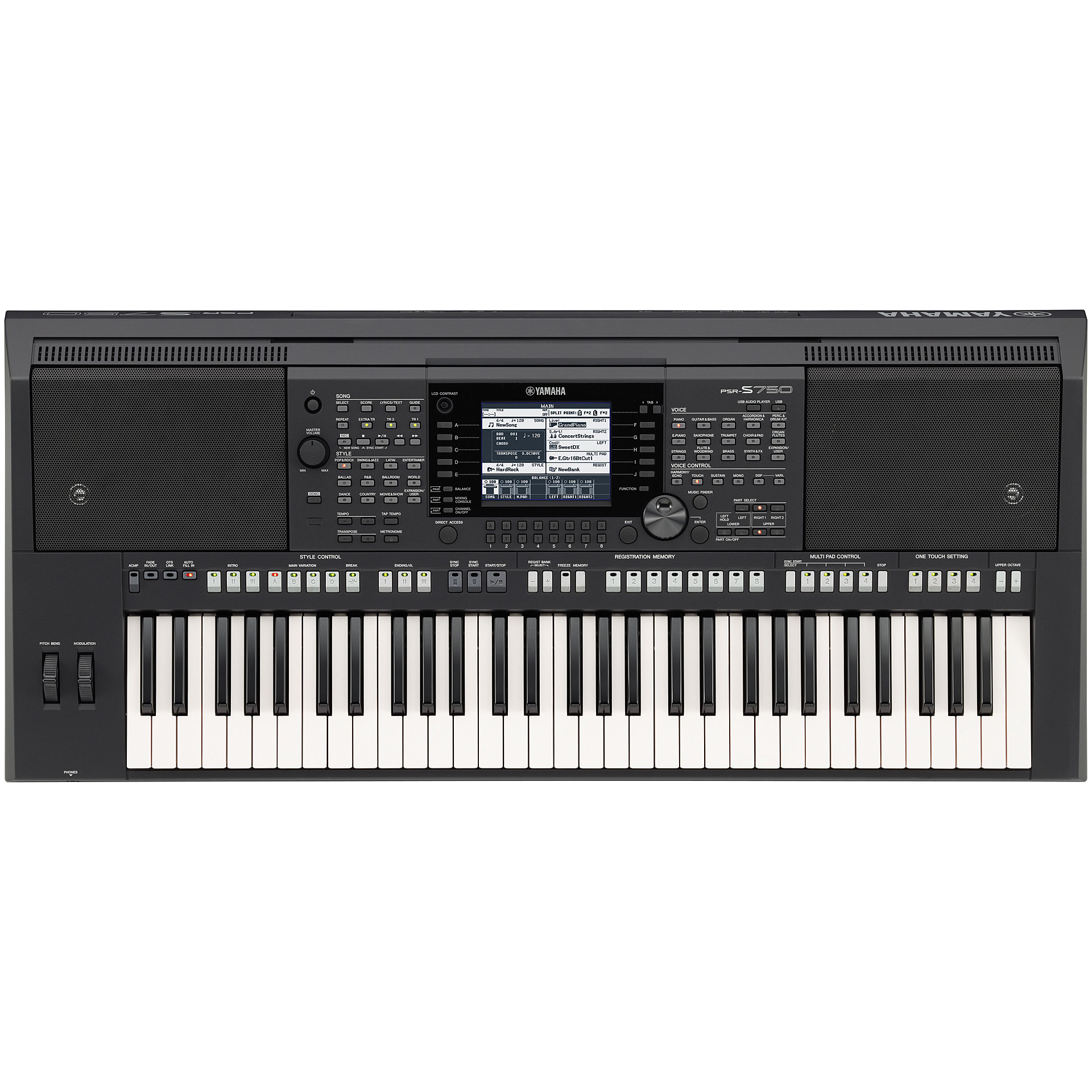 Image Result For Free Style Keyboard Yamaha Psr