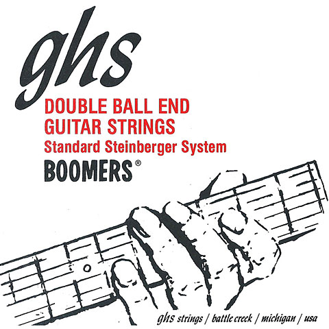 GHS Double Ball End Boomers 010-046 DB-GBL