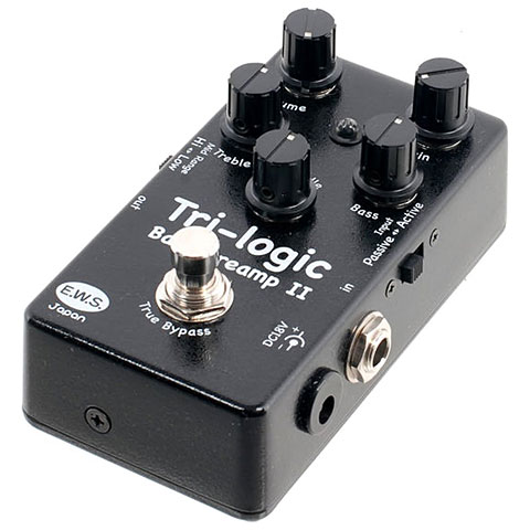 Xotic EWS Tri-Logic Bass Preamp 2