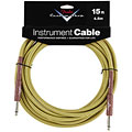 Instrumentenkabel Fender Custom Shop Performance Tweed 4,5 m