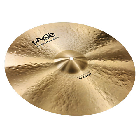 Paiste Formula 602 Modern Essentials 18  Crash