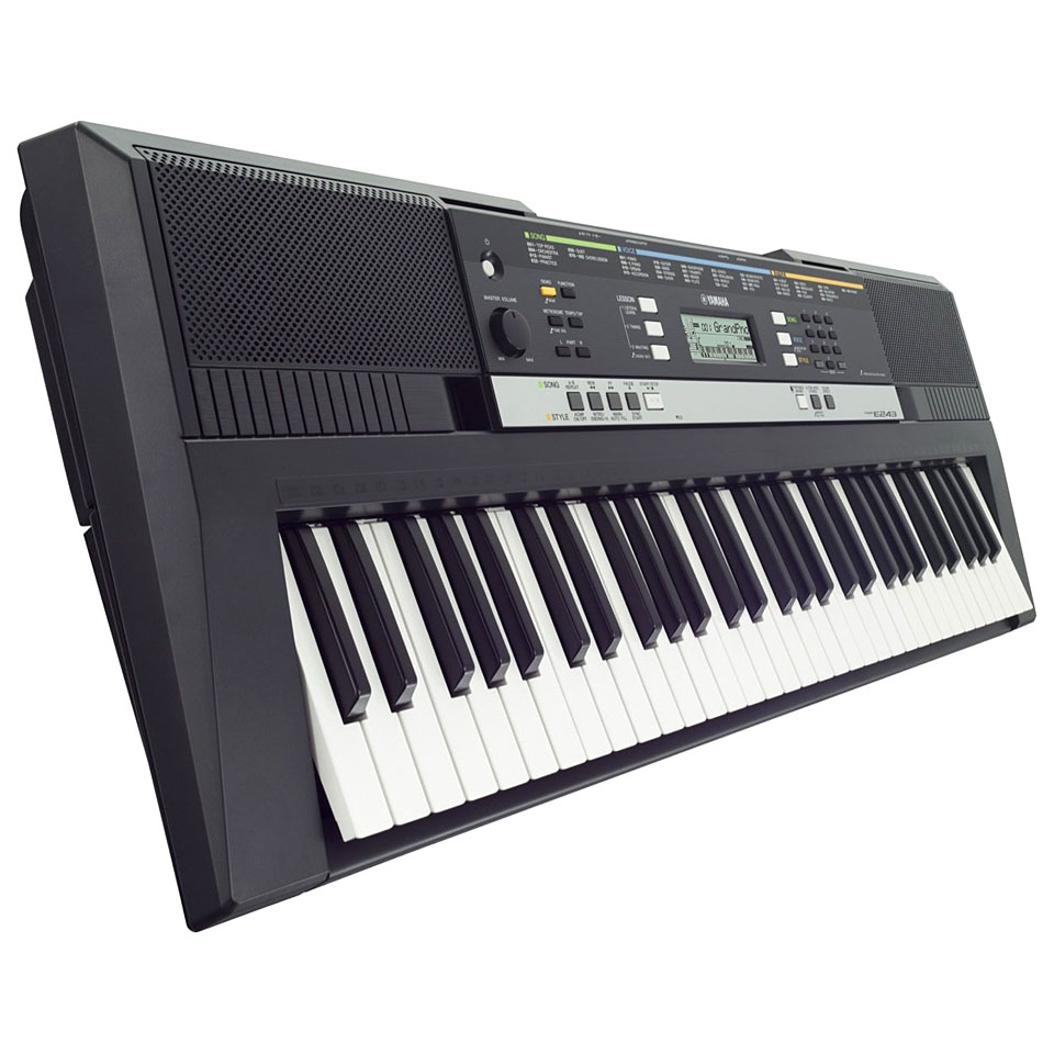 Yamaha psr e243 keyboard for Yamaha psr ew