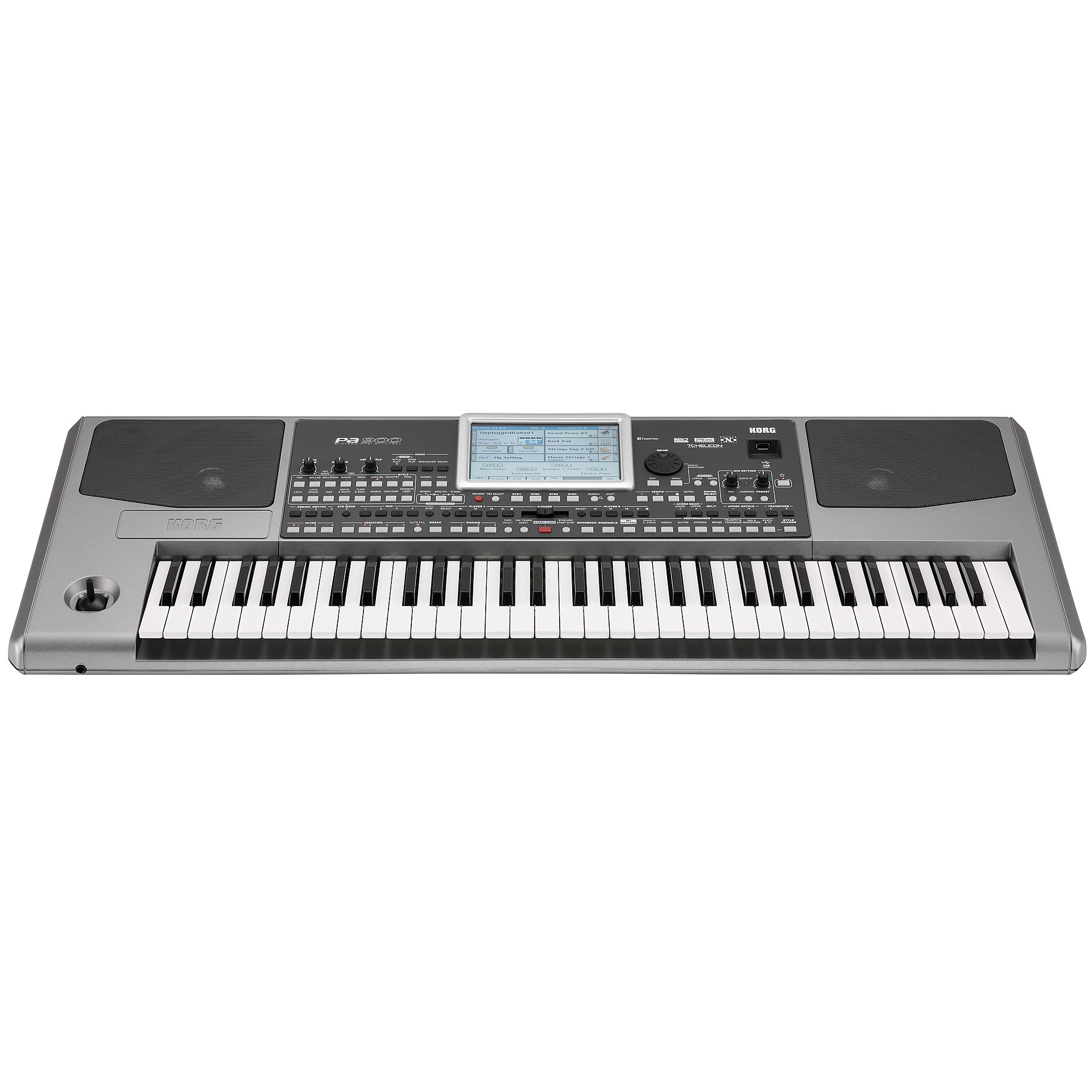 korg pa900 keyboard. Black Bedroom Furniture Sets. Home Design Ideas